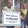 visit thursday by the publishers clearing house prize patrol who named