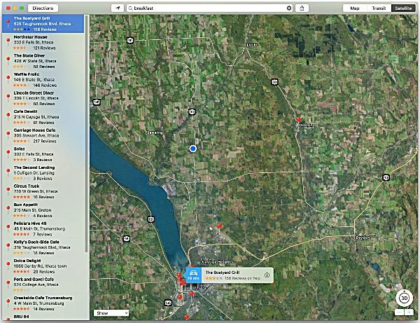 Aple Maps