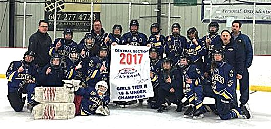 hockey NYSAHA 19U winners Skan Lakers