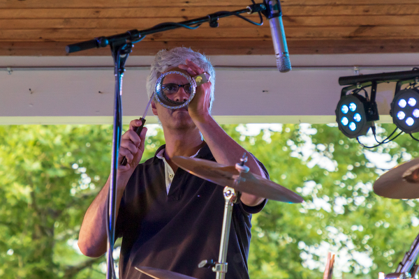 City Limits and The Destination Band at Myers Park - Photos by Diane Duthie