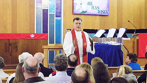 Bishop Mark J. Webb