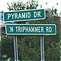 Triphammer Repaving project