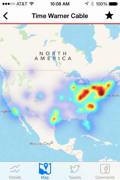 TWC Internet Outage Was Nationwide - The Lansing Star Online