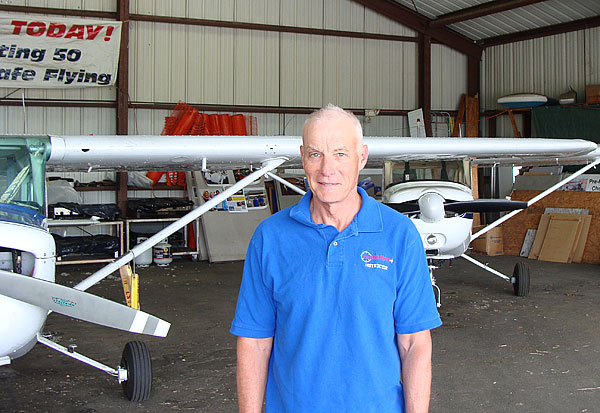 East Hill Flying Academy Mike thomas