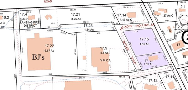 Small Shopping Center Proposed Near Mall - The Lansing Star Online