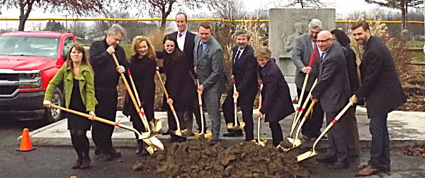Milton Meadows Groundbreaking