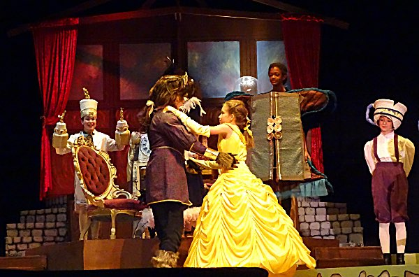 Lansing Middle School's Beauty and the Beast Jr.