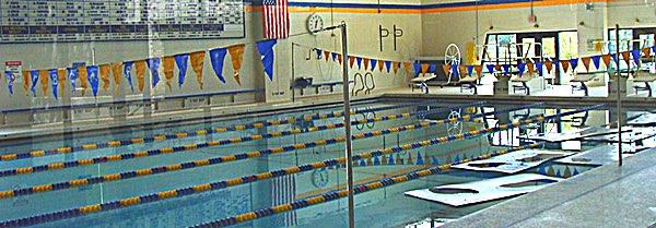 Lansing High School Pool